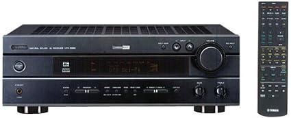 amazon com yamaha htr 5550 audio video receiver discontinued by rh amazon com 2001 Yamaha Receivers yamaha htr 5560 manual