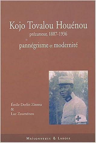 En ligne téléchargement gratuit Kojo Tovalou Houenou pdf epub