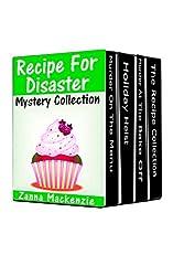 The Recipe For Disaster Mystery Series Box Set: Fun wannabe baker mysteries plus a bonus recipe book