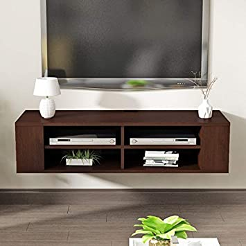 Amazon Com Simoner 48 Inch Floating Wall Mounted Tv Console