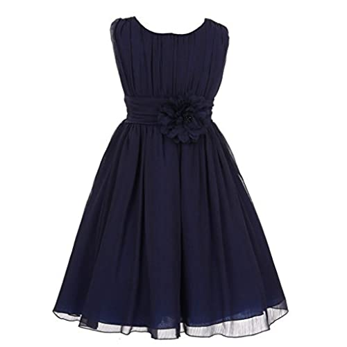 Blue Junior Bridesmaid Dresses