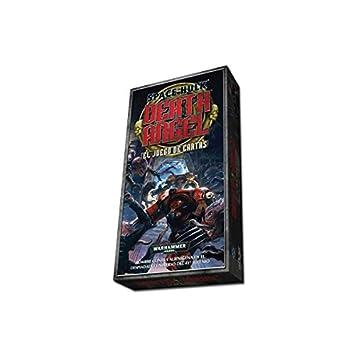 Edge 599386031 - Space Hulk. Death Angel. el Juego de Cartas