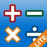 AB Math lite - divertente gioco per bambini e adulti : addizione, soustraction, moltiplicazione, divisione