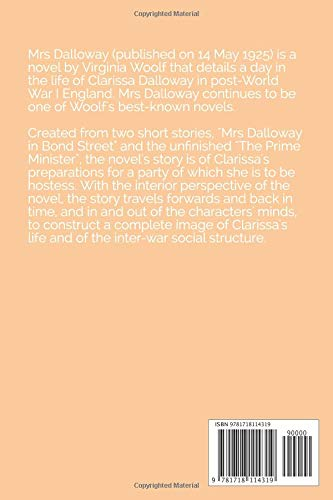 mrs dalloway in bond street short story summary