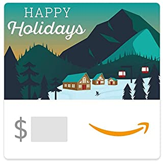 Amazon eGift Card - Holiday Mountain (B07K2K1FCG) | Amazon price tracker / tracking, Amazon price history charts, Amazon price watches, Amazon price drop alerts