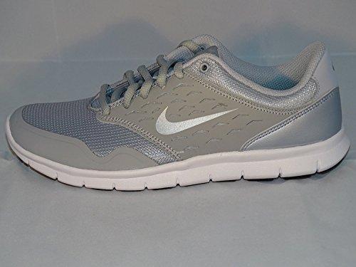 NIKE Womens Orive NM Running Shoe Wolf Grey/Volt/Metallic Silver DC3FT0rM33