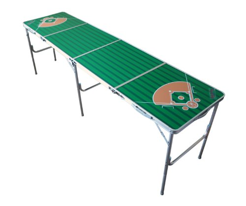 (Wild Sports Baseball Field Beer Pong Table)