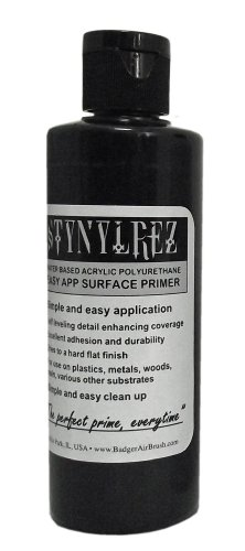 Badger Air-Brush SNR-403 Stynylrez Water Based Acrylic Polyurethane Surface Primer, 4-Ounce, ()