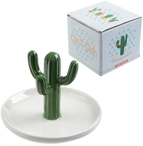 CadeauxGadgets.com Porte Bijoux Cactus