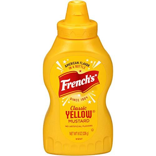 Frenchs Classic Yellow Mustard Tea – Om de beste gerechten te begeleiden 226 gr