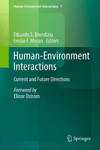Human-Environment Interactions: Current and Future Directions