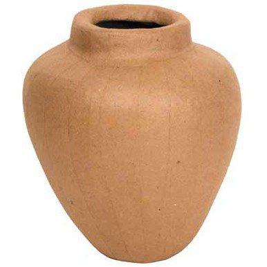 Factory Direct Craft Paper Mache Vase | 2 ()