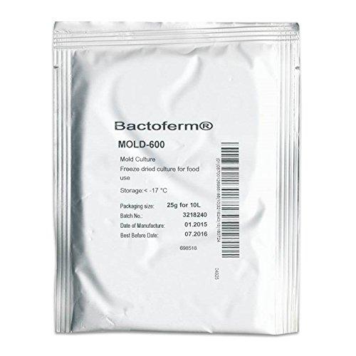Review Bactoferm Mold-600 (Penicillium Nalgiovense)