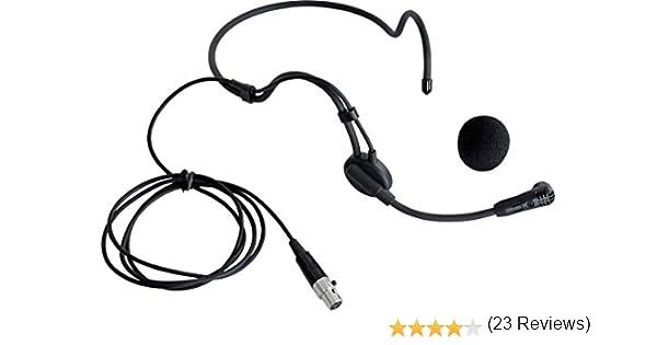 JB Systems WHS de 20 auricular con micrófono de condensador ...