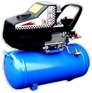 domeiki 3 HP compresor de aire neumático Direct Drive 10 gallon L caliente perro 115 PSI