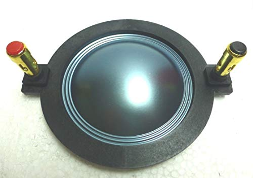 Blue Titanium Replacement Diaphragm for P Audio WN-D63A, WN-D63 Driver.VCD : 63mm