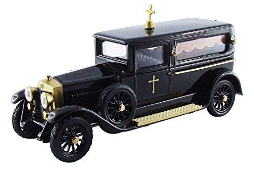 1/43 フィアット519 1924 霊柩車 (ブラック) 4419