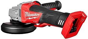 Milwaukee 2783-20 M18 Fuel 4-1/2 / 5 Braking Grinder - Bare
