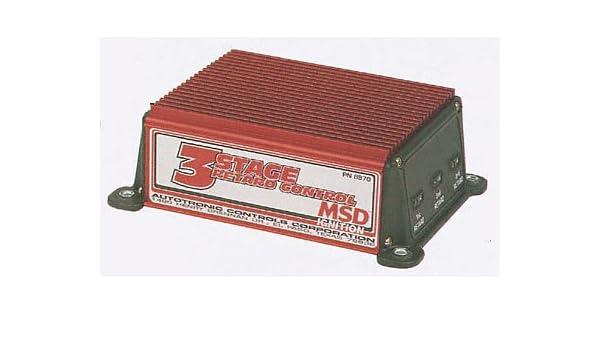 MSD 8970 Three Stage Retard Control