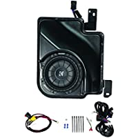 Kicker SSIEXT07 Powered Subwoofer Upgrade System for 2007-up Chevrolet Silverado and GMC Sierra Extended Cab