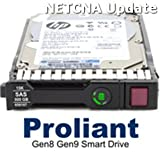 EG0900FBLSK HP G8 G9 900-GB 6G 10K 2.5 SAS SC Compatible Product by NETCNA