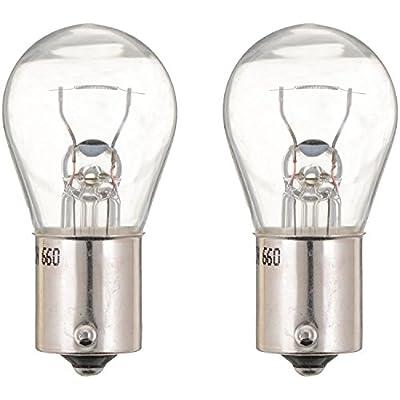 Bosch Automotive 1073LL Light Bulb, 2 Pack: Automotive