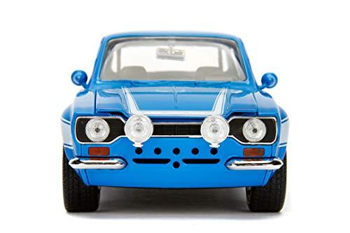 1:24 Fast & Furious - Brian's Ford Escort RS2000 Mk1 4