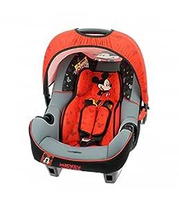mycarsit asiento auto Disney, Grupo 0 + (de 0 a 13 kg), diseño ...