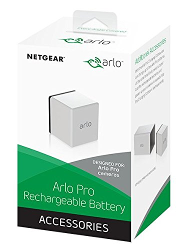 Arlo Pro By Netgear Rechargeable Battery Arlo Pro Compatible Charging Station Not Included