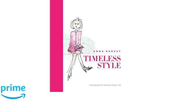 Timeless style anna harvey review