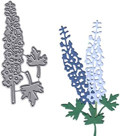 Amazon.com: Cycas Flowers Die Metal Cutting Dies Stencil for DIY Scrapbooking Album Embossing Paper Cards Decorative Craft Die Template