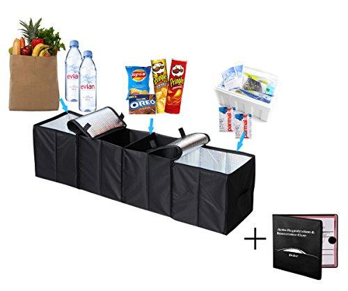 Deler Organizer Insulation Registration Holders Black product image