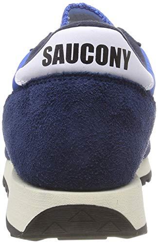 Vintage Original Bleu bleu Jaune 2 Jazz Baskets Saucony Homme qOvxzgqw