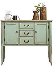Kitchen Storage Sideboard,Sideboard for Living Roo Buffet Server Cabinet Cabinet Cupboard Chest Of Drawers Storage Unit With Doors Sideboard For Bedroom Kitchen Bathroom Multi-Layer Lockers Storage Cu
