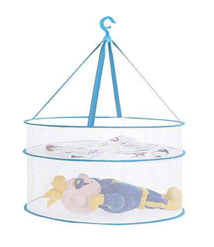 DRAGON SONIC Creative Drying Rack Portable Folding Drying Me