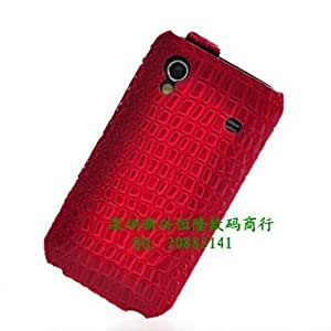 ModernGut High quality Crocodile holster leather case for Sumsung Galaxy Ace S5830 S5830I I579 mobile phone case