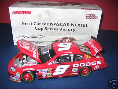 Kasey Kahne #9 Dodge 14 May 2005 Richmond Raced Win for sale  Delivered anywhere in USA