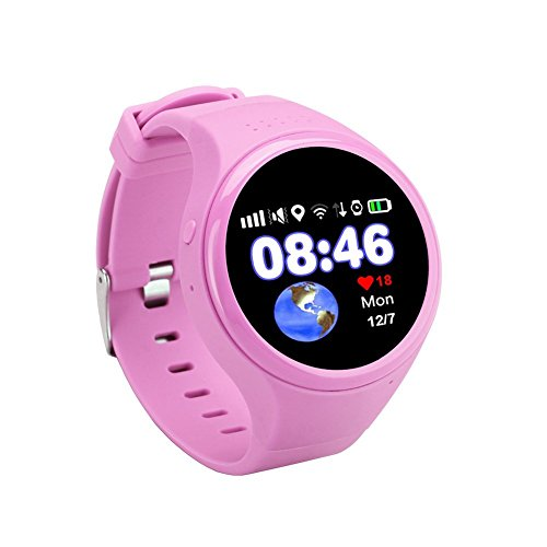 GPS Tracker Smart Watch