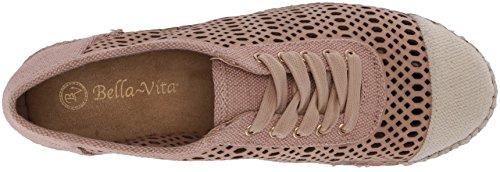 Sneaker In Camoscio Blush In Camoscio