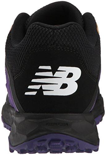 Black Purple Shoe Turf Balance Men's New 3000v4 Baseball Fwpq7Yn0x