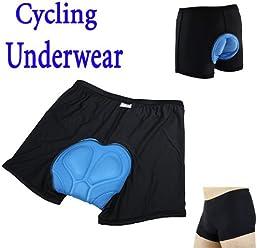 0caeb15354 PyLios(TM) New arrival Men Bicycle Cycling Underwear Gel 3D Padded Bike  short Pants