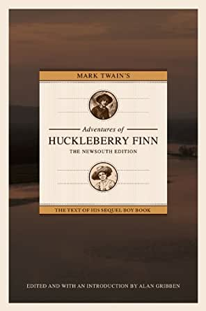 a review of mark twains book the adventures of huckberry finn The adventures of huckleberry finn by mark  to the adventures of tom sawyer the book is noted for  the adventures of huckleberry finn - mark.