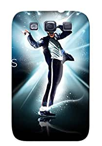 New Diy Design Michael Jackson For Galaxy S3 Cases Comfortable For Lovers And Friends For Christmas Gifts