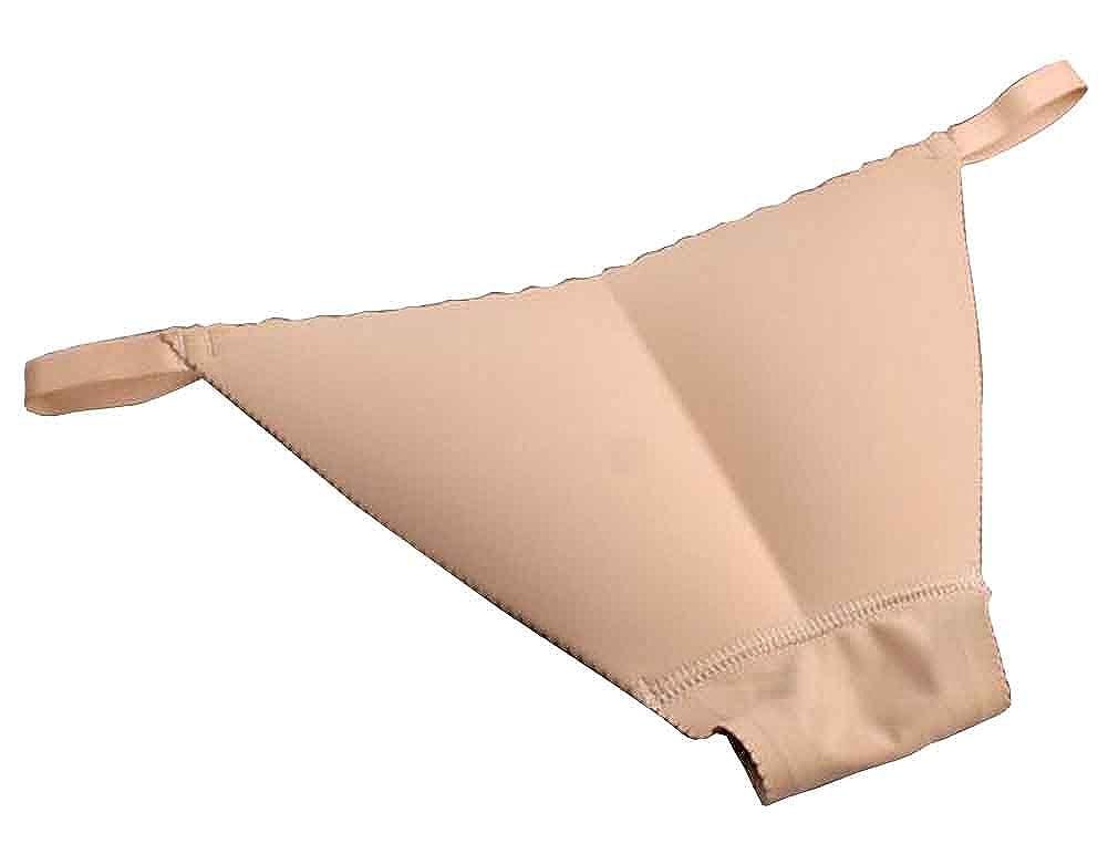 24station Womens Bikini Seamless Butt Lifter Padded Panties A