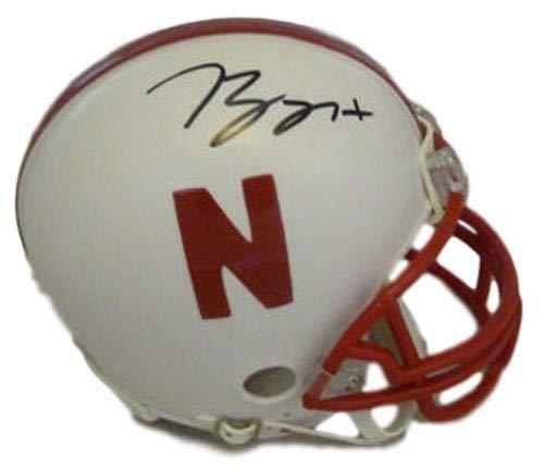 Roy Helu Autographed Nebraska Cornhuskers Mini Helmet