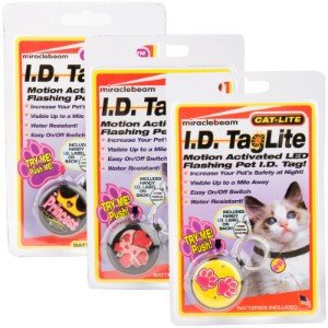 LED ID Tag-Lite for Cats