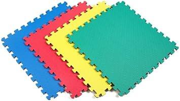 Norsk Reversible Multi-Purpose Foam Flooring Commercial Grade 24 sq ft ~NEW~