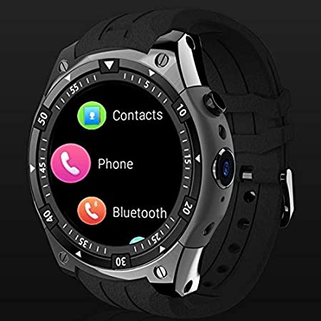 WOVELOT Smartwatch X100 Android 5.1 Mtk6580 3G WiFi GPS Smart ...