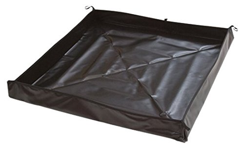 AIRE INDUSTRIAL 909-020204B Go-Go Berm Portable Containment, 10 gal Spill Capacity, 24