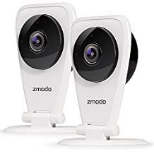 Zmodo EZCam 720p HD Wi-Fi Wireless Security Surveillance IP Camera System with Night Vision - Cloud Service available